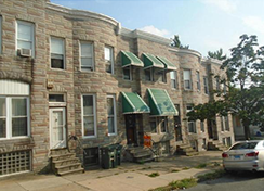 Baltimore city rental inspections.